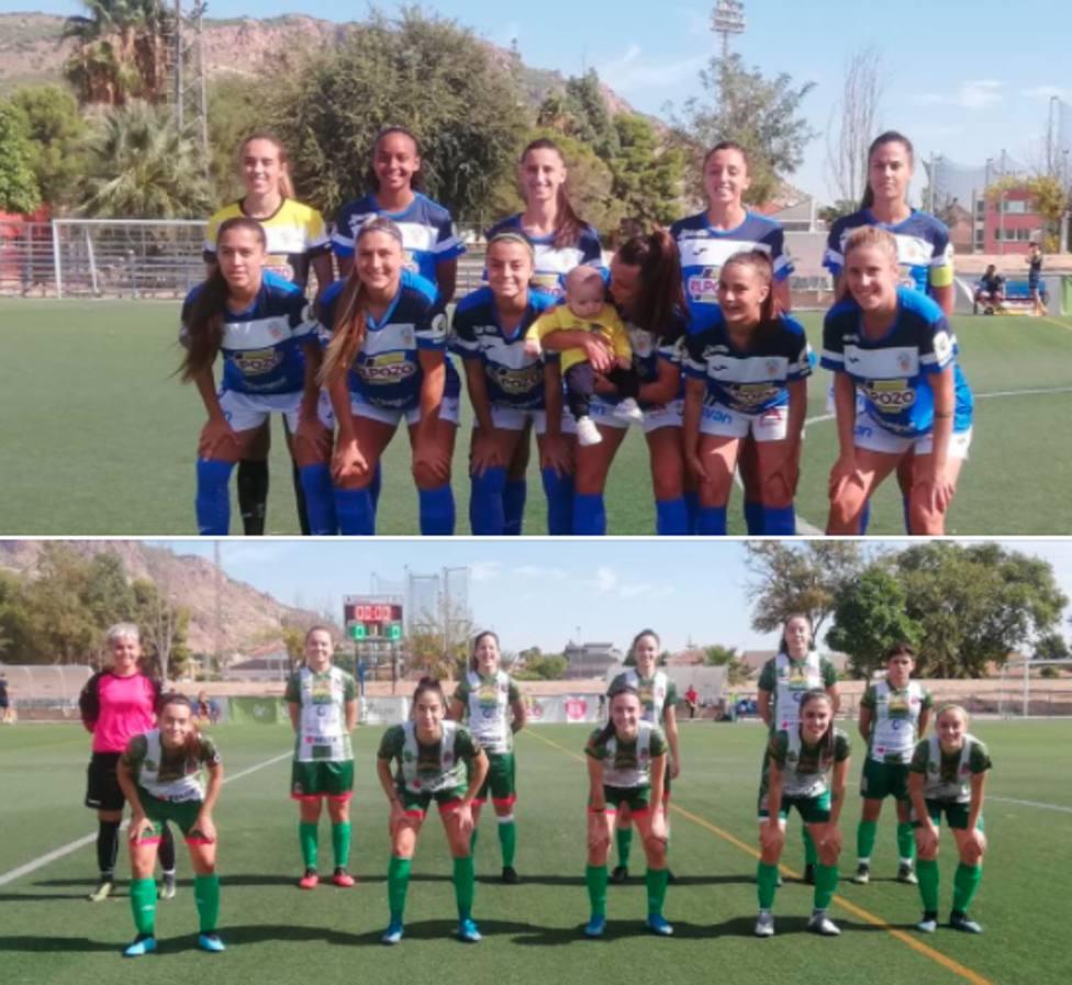 El Alhama golea al Lorca Féminas