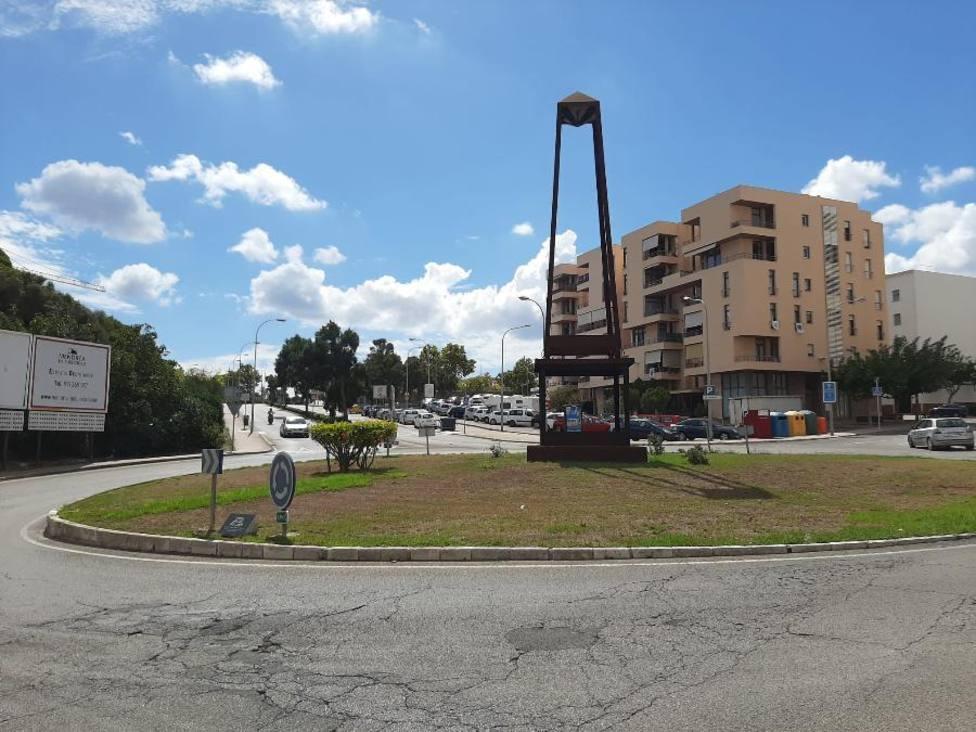 El Ayuntamiento de Maó asfaltará la rotonda de Abu Umar