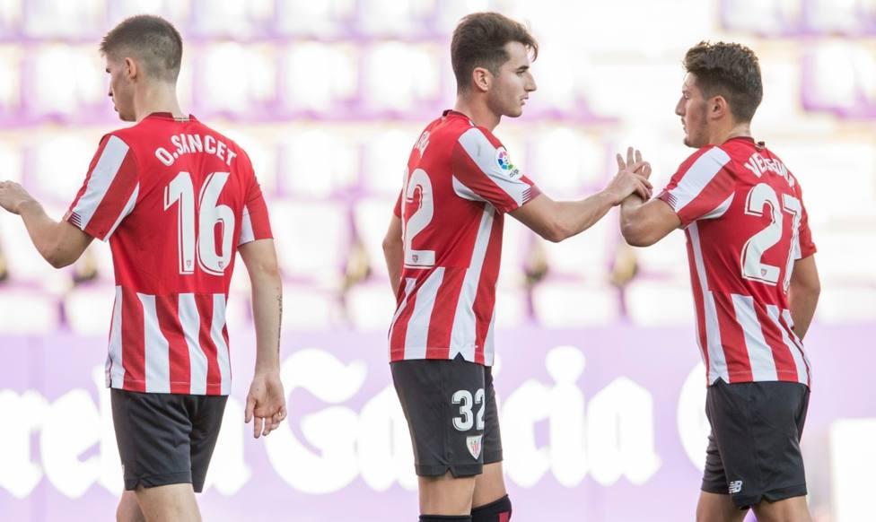 El Athletic gana el Trofeo Ciudad de Valladolid en la tanda de penaltis