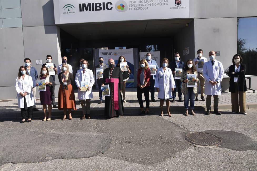 El Hospital Reina Sofía agradece la colaboración de más de viente empresas e instituciones durante la pandemia