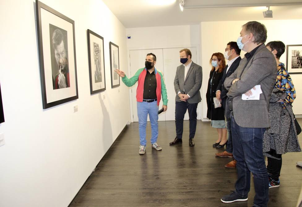 """""""Los cineastas, Europa retratada"""" puede verse en el Museo de la Cuchillería"""