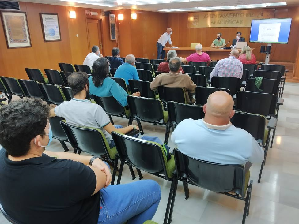 ASAMBLEA JUNTA CENTRAL USUARIOS RIOS VERDE SECO Y JATE