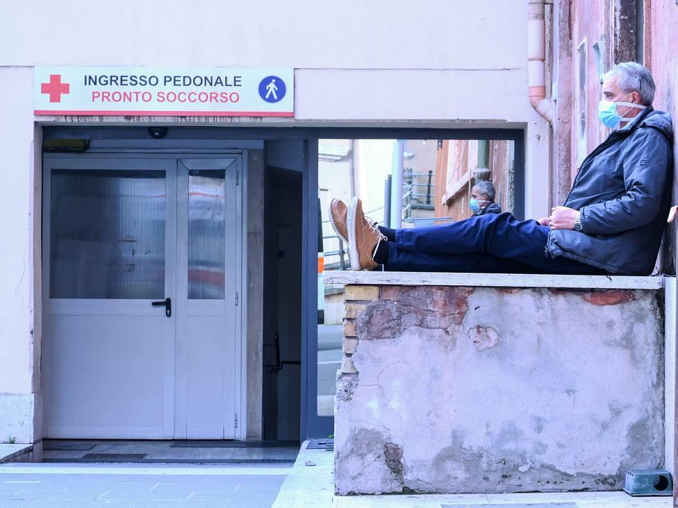 Italia registra 20.648 casos y 541 muertos en las últimas 24 horas