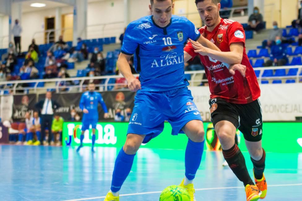El Viña Albali y el Zaragoza, firman tablas; el Jimbee asalta la segunda posición tras golear al Levante