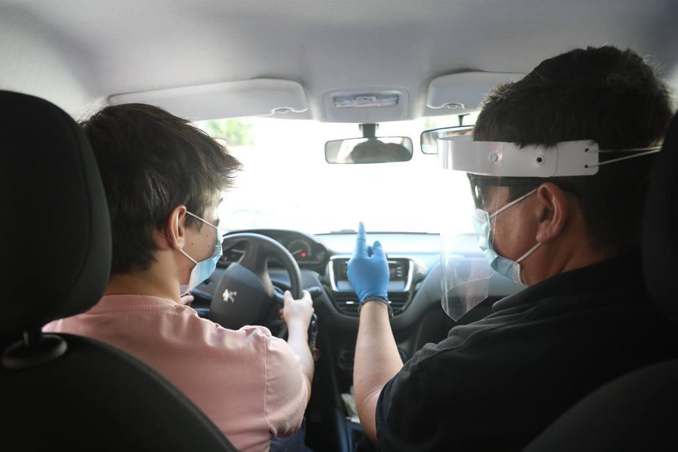 Lugo tiene el mayor porcentaje de aprobados del examen práctico de conducir en España