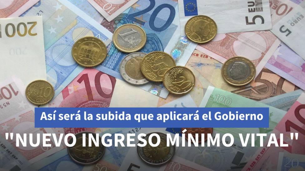 Nuevo ingreso mínimo vital en 2021: Consulta la subida que aplicará el Gobierno