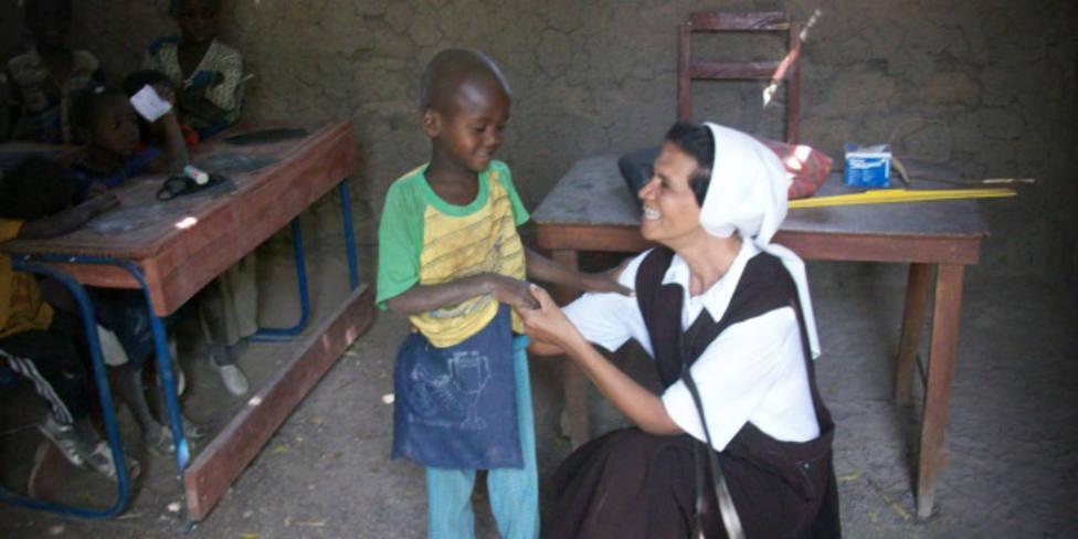 La misionera que fue secuestrada hace cuatro años en Mali
