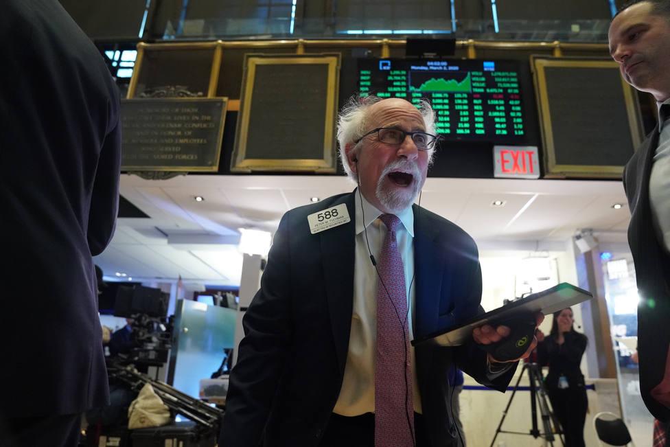 Dow Jones Industrial Average surge in USA