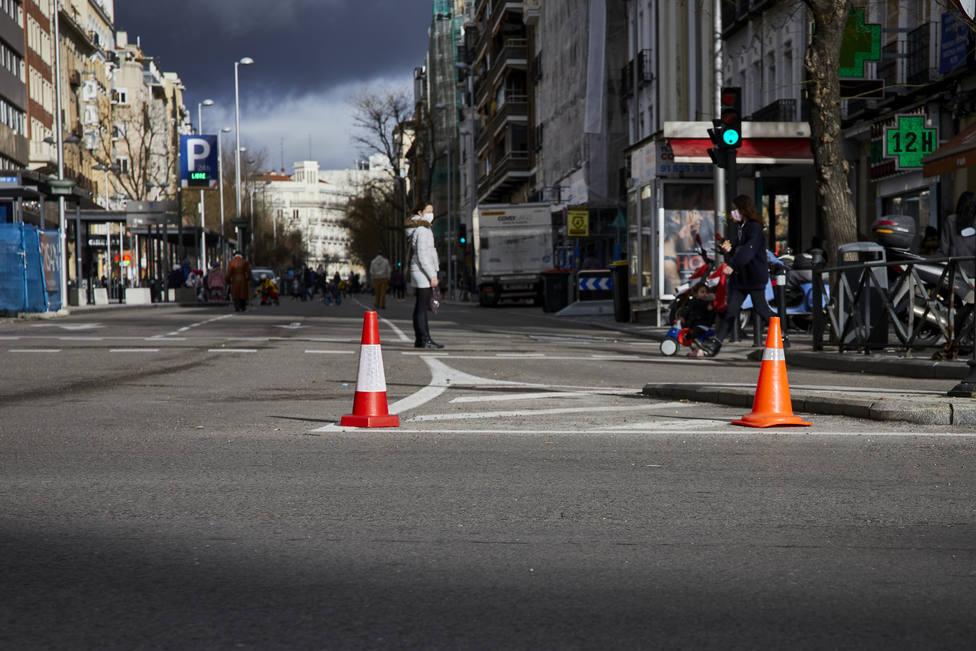 Madrid mantiene las restricciones