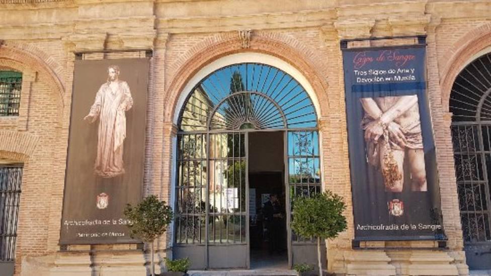 La Capilla y el Museo del Cristo de la Sangre de Murcia amplían sus horarios Miércoles y Jueves Santo