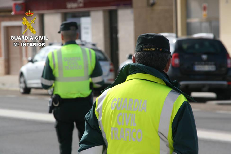 Foto control de la Guardia Civil (OPC Gijón)