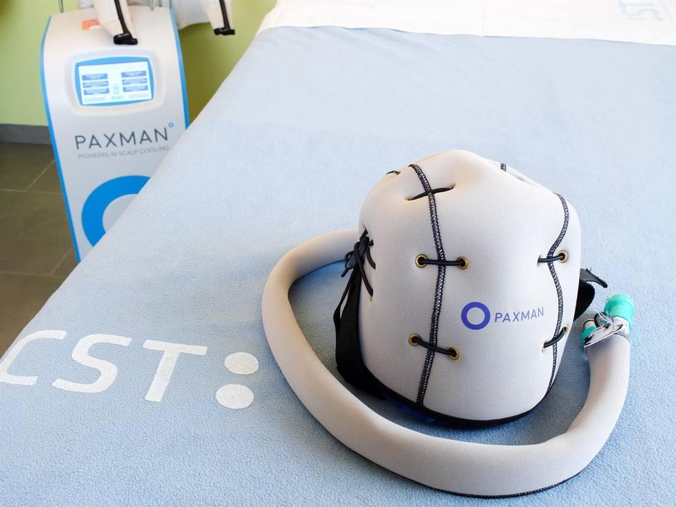 El dispositivo de prevención de la alopecia - CONSORCI SANITARI DE TERRASSA