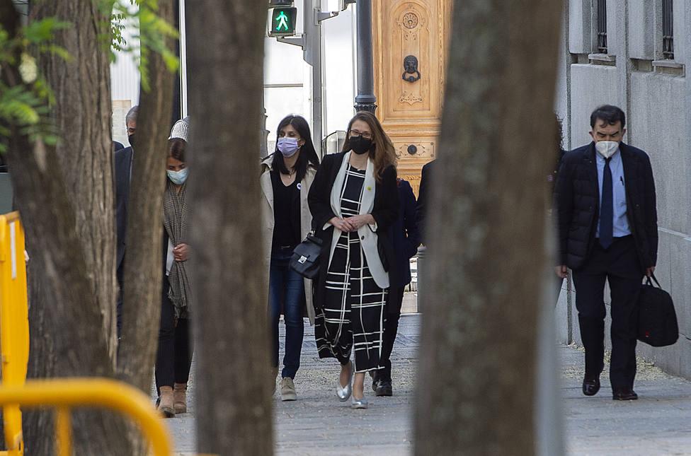 Llarena lleva a juicio a la ex consejera Serret, huida hasta el 11 de marzo por desobediencia y malversación