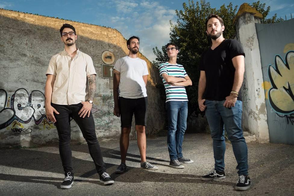 La banda cordobesa Same Fire presenta este viernes en el Teatro Góngora As Humans, su segundo disco