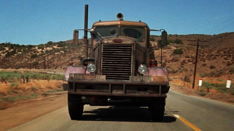 Este miércoles, disfruta de El diablo sobre ruedas de Steven Spielberg en TRECE