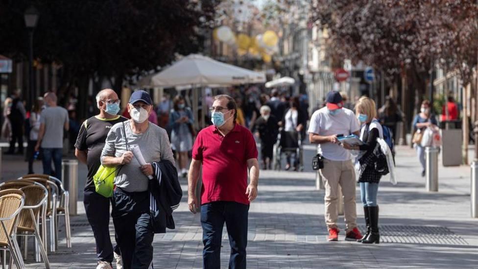 La Rioja registra un nínimo anual de hospitalizaciones COVID mientras la Incidencia Acumulada sigue cayendo