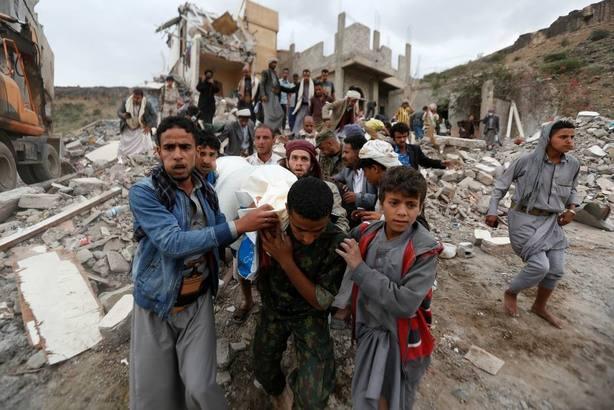 Casi 600 yemeníes han pedido asilo en España desde que estalló en conflicto
