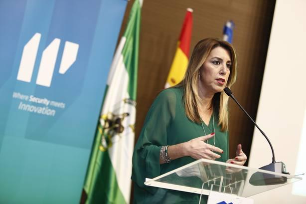 Susana Díaz avisa de que bloquear las instituciones es gasolina para los populismos