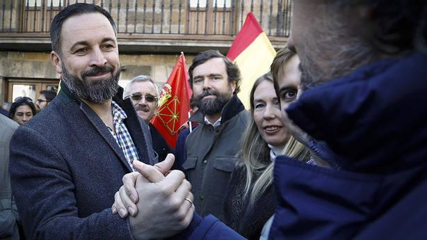Todo lo que no sabes sobre Santiago Abascal, el líder de Vox