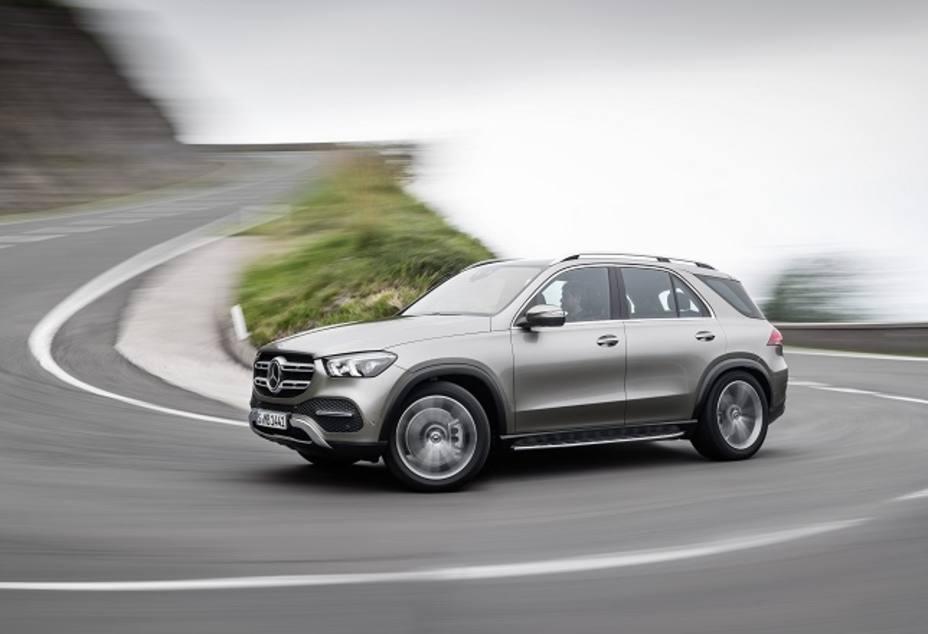 Mercedes-Benz abre los pedidos de los nuevos GLE 350 d y GLE 400 d