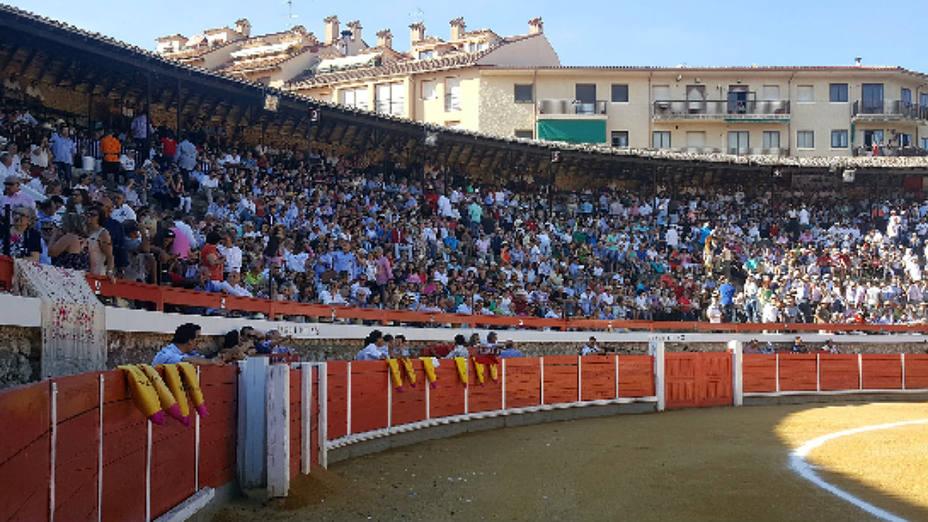 La plaza de toros de La Muralla en Brihuega acogerá una nueva edición de la Corrida de Primavera