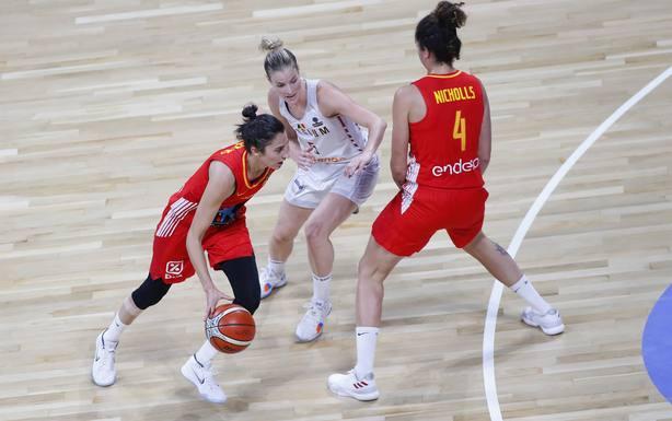 El baloncesto femenino incrementó en 2018 sus licencias en un 16,7 por ciento