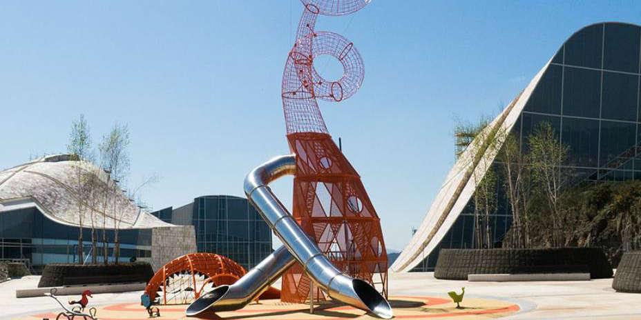 Abre el nuevo acceso de la autopista por la Ciudad de la Cultura