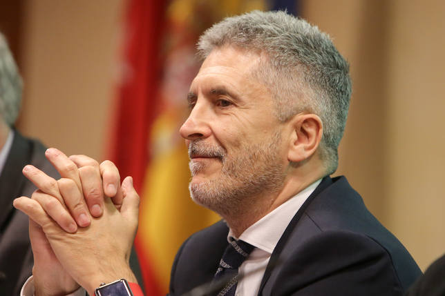 Grande-Marlaska recuerda a las cerca de 5.000 personas afectadas por el terrorismo en España: Son ejemplos de fuerza
