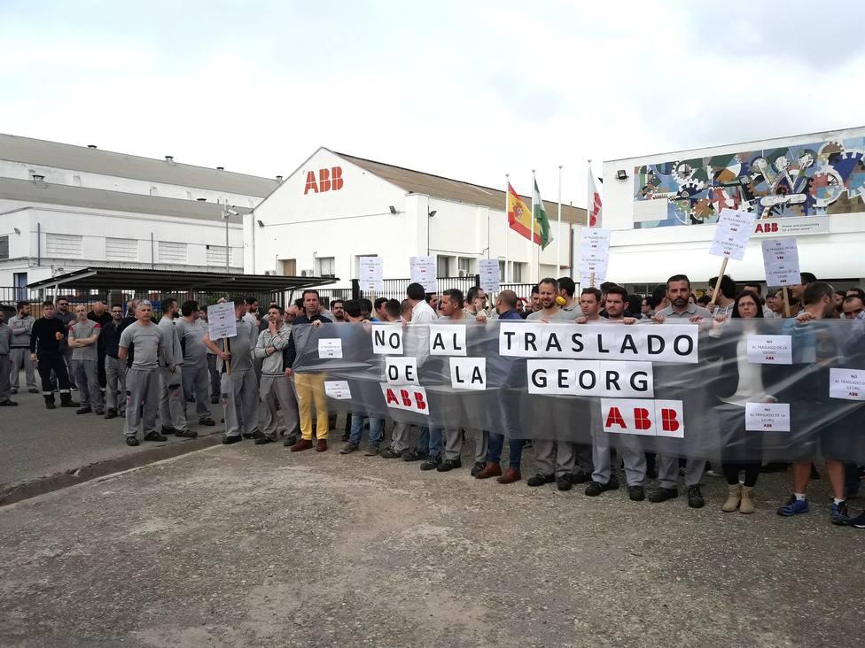 ABB convoca a los sindicatos el 21 de junio para abrir una mesa de negociación