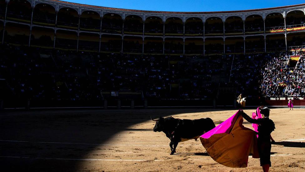 La plaza de Las Ventas ha celebrado durante más de un mes la celebración de la Feria de San Isidro