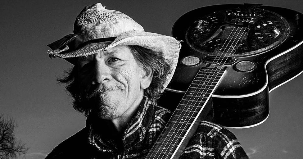 William Homans artista de musica blues y country