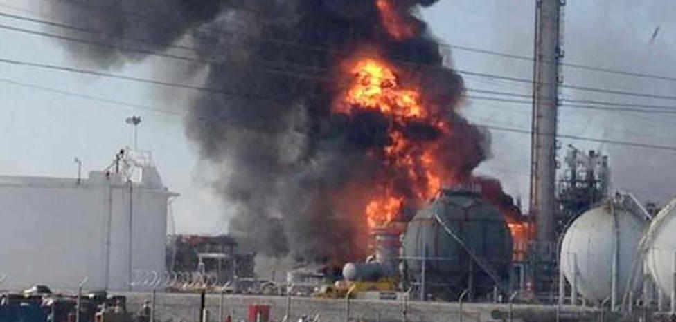 Al menos diez muertos y cinco desaparecidos por una explosión en una planta de gas en China