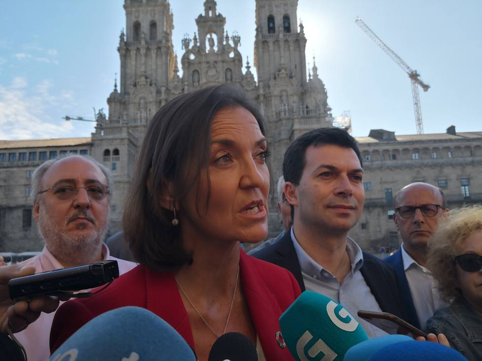 La ministra de Industria insta a Feijóo a ser más claro al plantear una posible abstención del PP a Sánchez