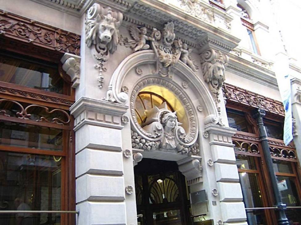 Real Casino de Murcia, edificio emblemático de la ciudad