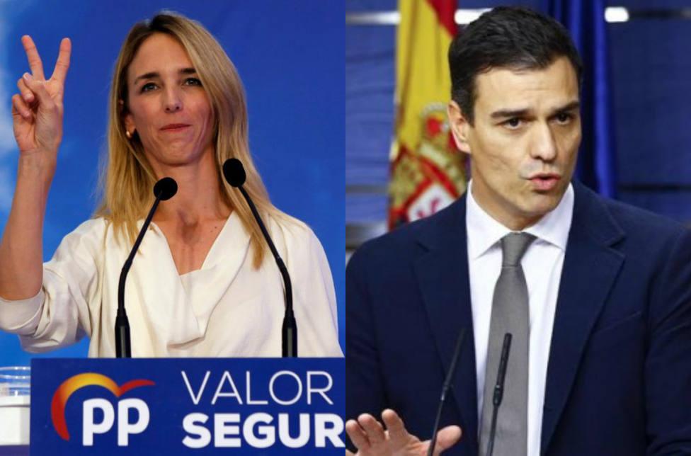 El satírico mensaje de Cayetana Álvarez de Toledo a Pedro Sánchez sobre su futuro político