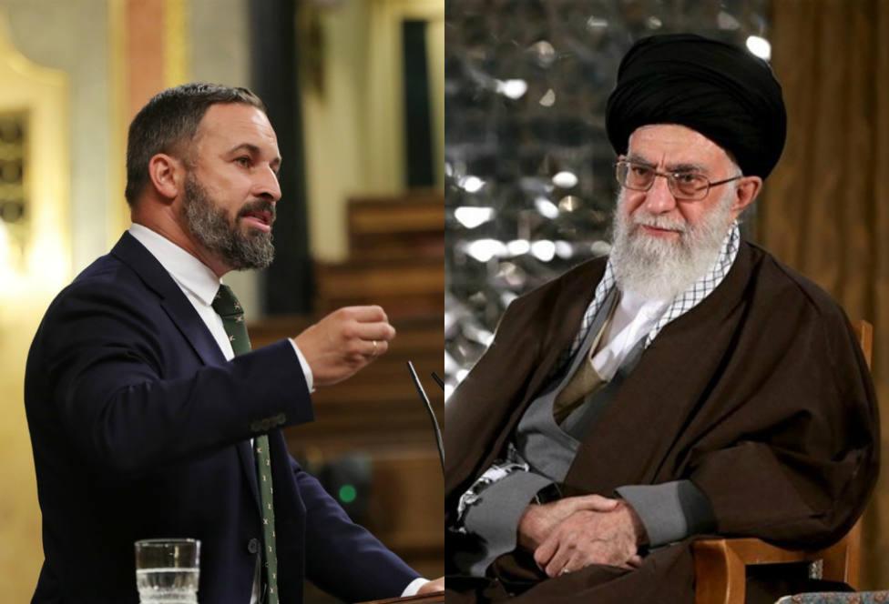 Vox carga contra el protocolo iraní y el Congreso elimina el saludo protocolario