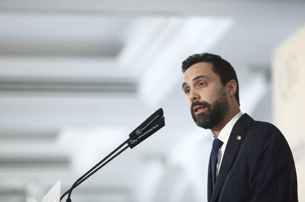 Torrent (ERC) cree que descartar elecciones autonómicas sería contradictorio si se reclama un referéndum