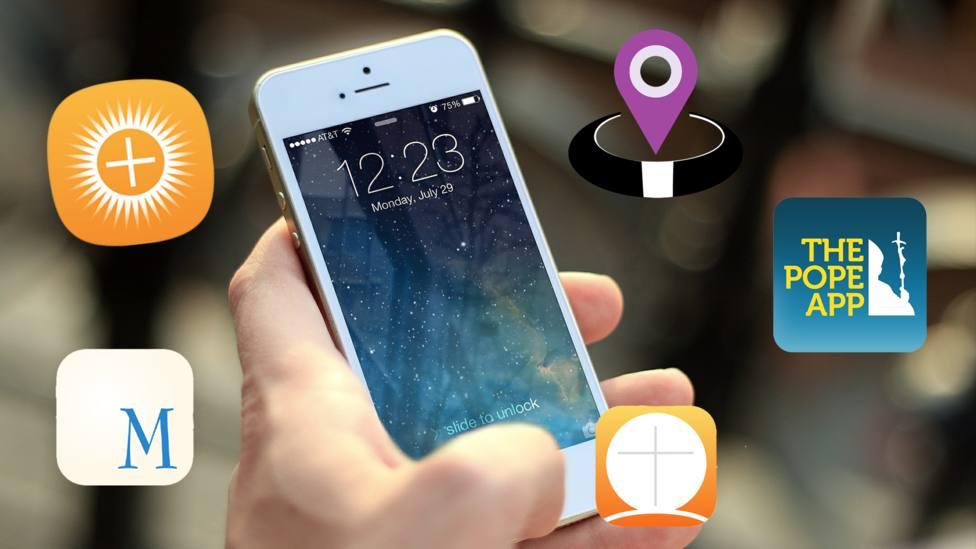Las 10 aplicaciones católicas que te ayudan a comunicarte con Dios
