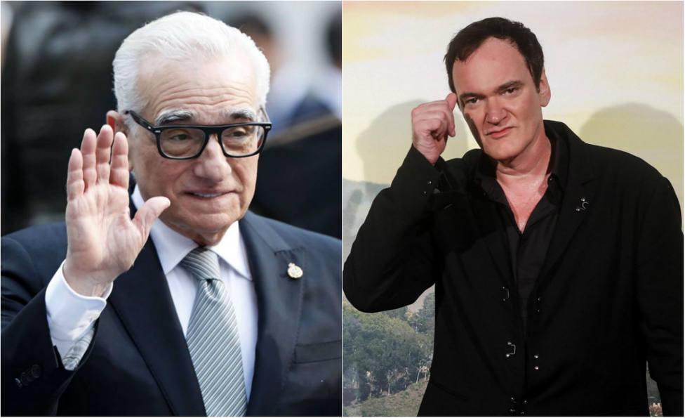 La anécdota de Quentin Tarantino sobre Scorsese que dejó a Hollywood con los pelos de punta