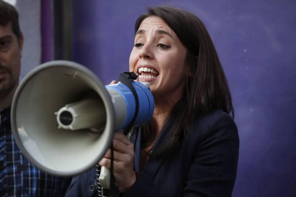 Las redes sociales arden contra Irene Montero por este mensaje en el que obvia la presunta Caja B de Podemos