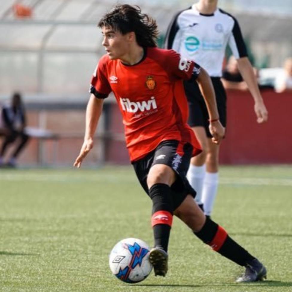 Luka Romero se queda sin Sudamericano sub 15