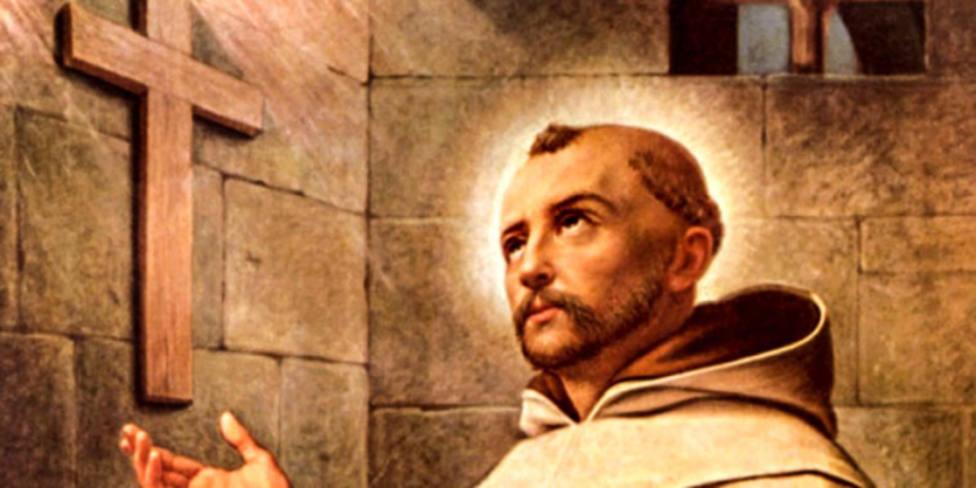 San Juan de la Cruz, el místico de la llama de amor viva