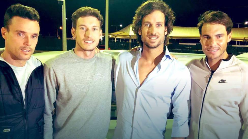 Supersábado de nuestro fútbol, ATP Cup y ACB: lo mejor del fin de semana deportivo
