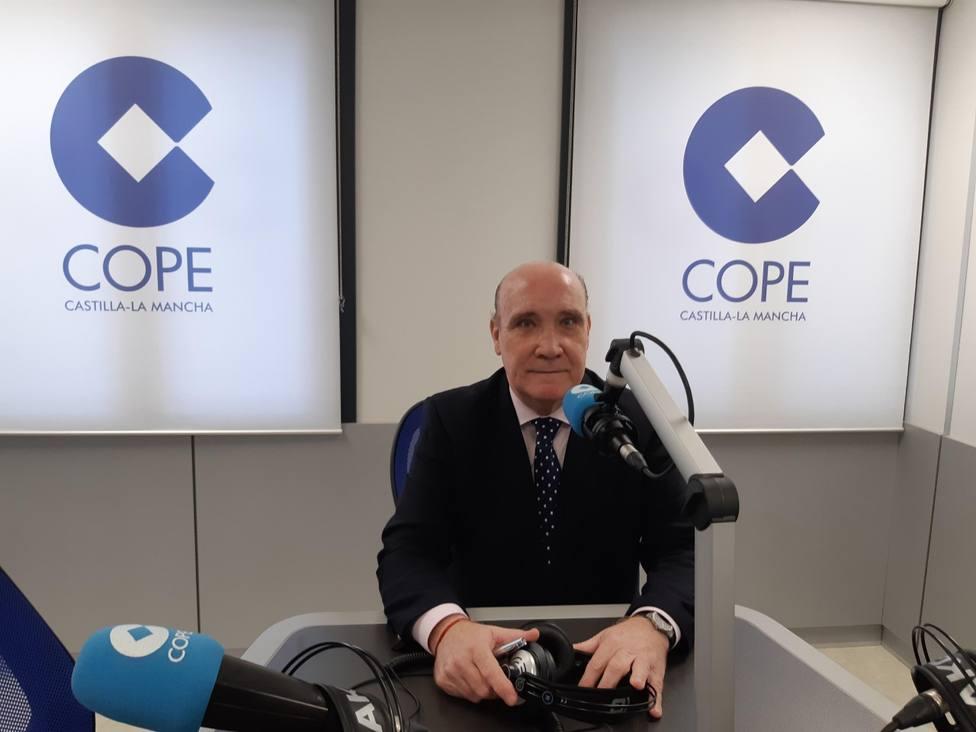 Entrevista a Ángel Ramírez Ludeña Presidente de la Academia de Gastronomía de Castilla-La Mancha en CMM Televisión Castilla-La Mancha en el programa Castilla-La Mancha Despierta