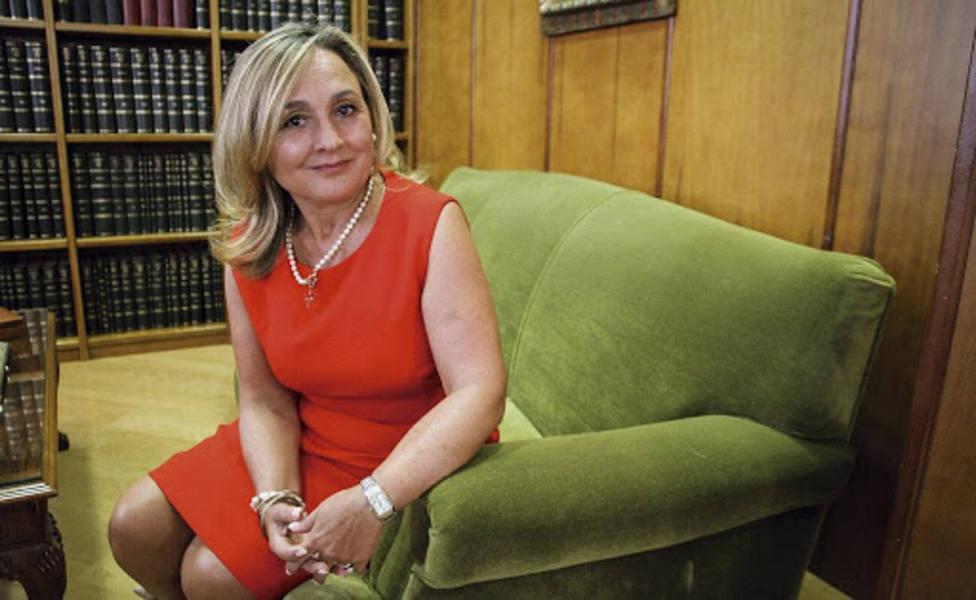 María Jesús Alarcón, presidenta Audiencia Provincial Ciudad Real