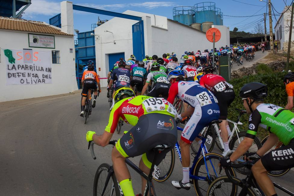 Úbeda prepara la emboscada de la Vuelta