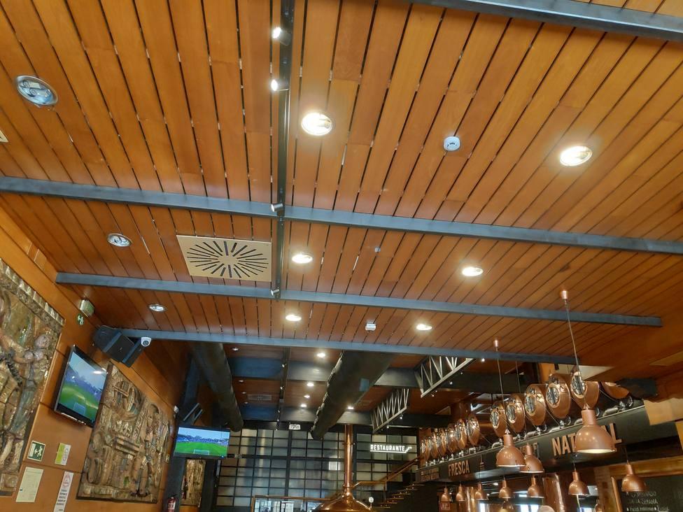 Cervecería Estrella Galicia en Cuatro Caminos