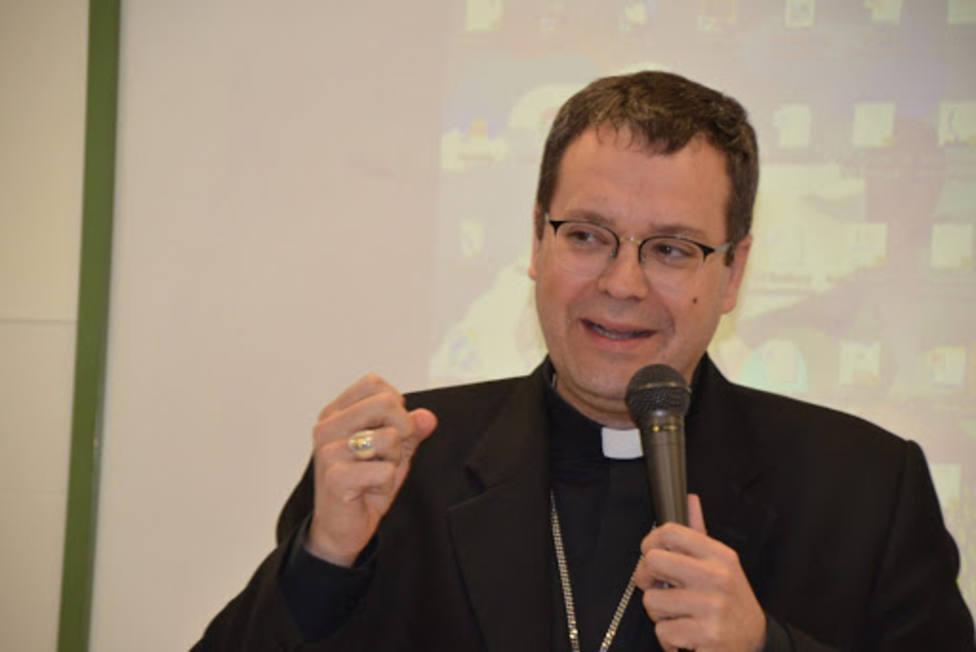 Mons. Jesús vidal Chamorro, presidente de la Subcomisión para los Seminarios