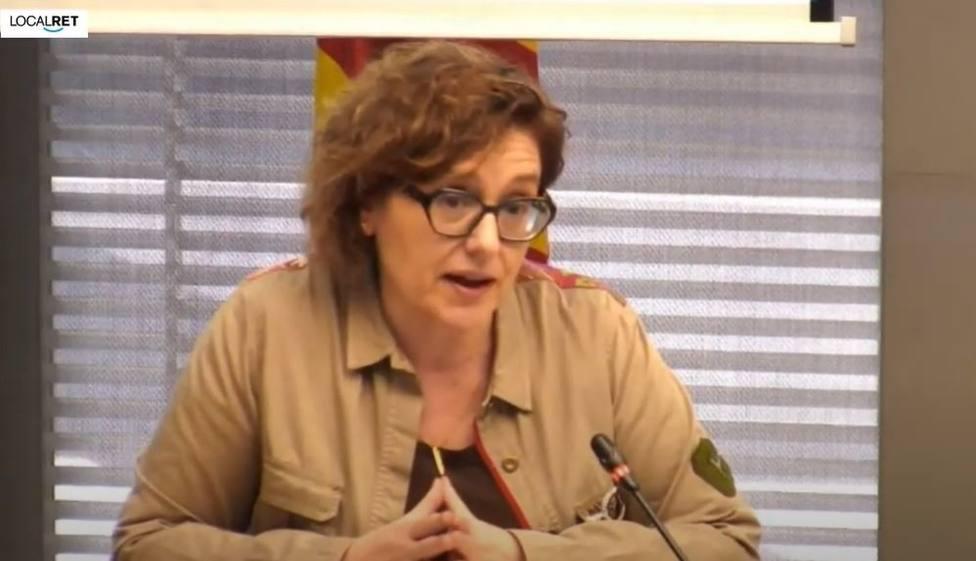 La concejal de Comercio y Mercados de Barcelona, Montserrat Ballarín