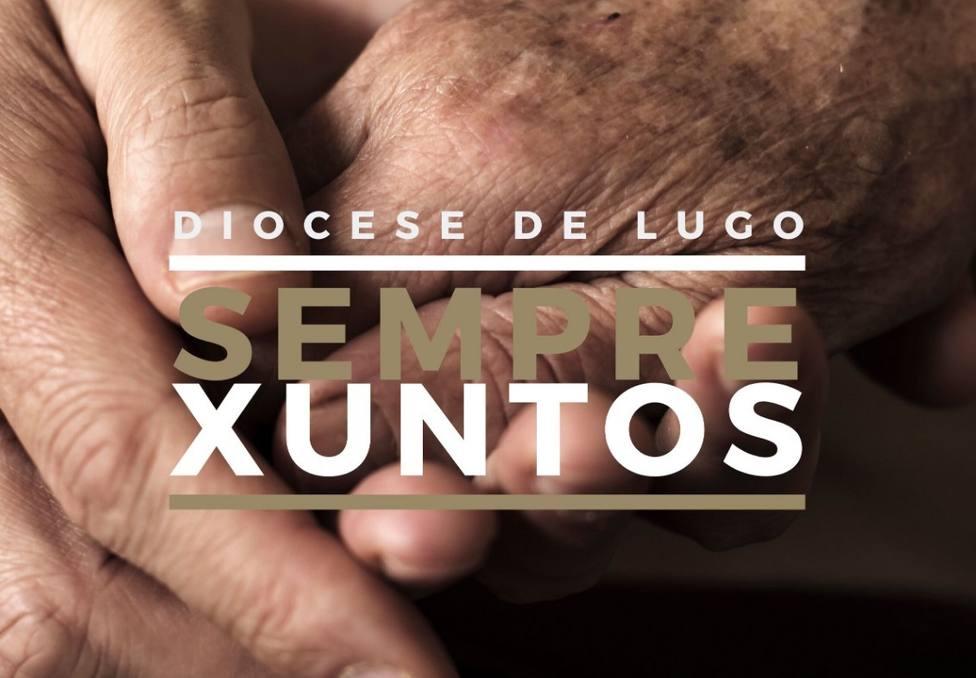El fondo de «Sempre Xuntos» de la diócesis de Lugo será permanente